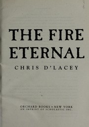 Cover of: The Fire Eternal