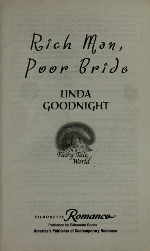 Rich man, poor bride by Linda Goodnight