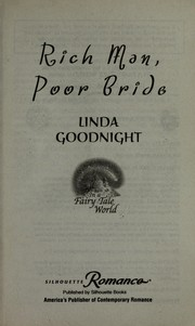 Cover of: Rich man, poor bride | Linda Goodnight