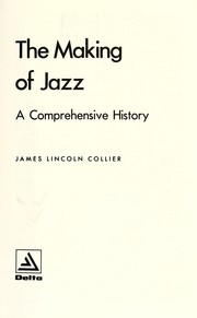 Cover of: The Making of Jazz