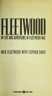 Fleetwood by Mick Fleetwood