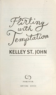 Cover of: Flirting with temptation