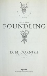 Cover of: Foundling | D. M. Cornish