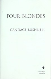 Cover of: Four blondes