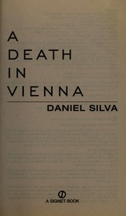 Cover of: A death in Vienna