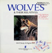 Cover of: Wolves & their relatives