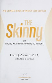 Cover of: The skinny