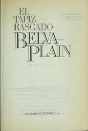 Cover of: El tapiz rasgado | Belva Plain