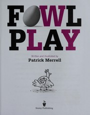 Cover of: Fowl play | Patrick Merrell