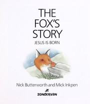 Cover of: The fox's story : Jesus is born |