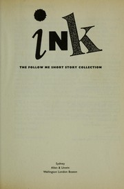 Cover of: Ink |