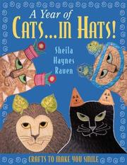 Cover of: A Year of Cats...in Hats | Sheila Haynes Rauen