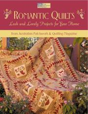 Cover of: Romantic Quilts | Laurie Bevan