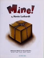 Cover of: Mine!