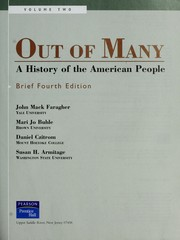 Cover of: Out of many |