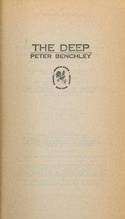 Cover of: The deep | Peter Benchley