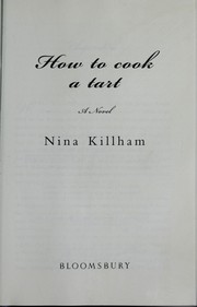 Cover of: How to cook a tart | Nina Killham