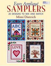 Cover of: Easy Applique Samplers | Mimi Dietrich