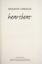 Cover of: Heartbeat | Sharon Creech