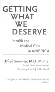Cover of: Health | Alfred Sommer