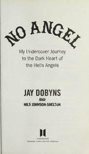 No angel by Jay Dobyn