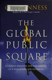 Cover of: The global public square