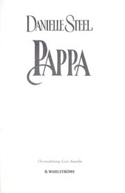 Cover of: Pappa | Danielle Steel