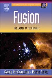Cover of: Fusion | Garry M McCracken