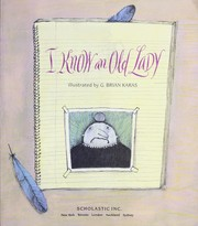 Cover of: I know an old lady