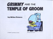 Cover of: Grimmy and the temple of groom