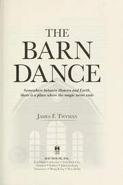 Cover of: The barn dance