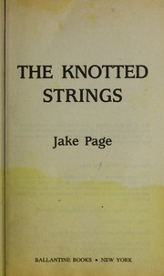 Cover of: The knotted strings