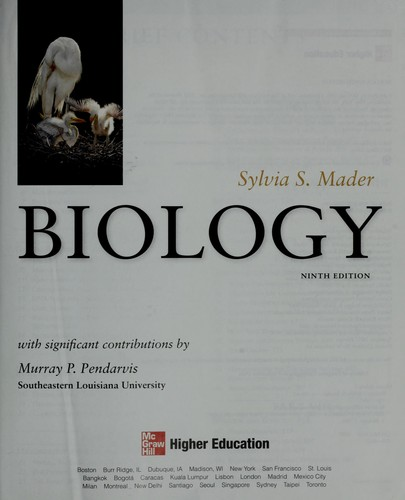 Biology with aris by Sylvia S. Mader