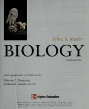 Cover of: Biology with aris | Sylvia S. Mader