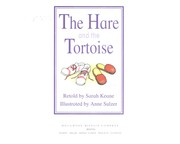 Cover of: The hare and the tortoise | Sarah Keane
