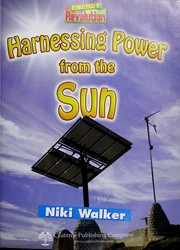 Cover of: Harnessing power from the sun | Niki Walker