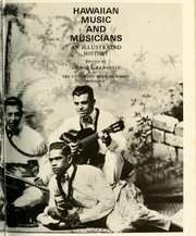 Cover of: Hawaiian music and musicians