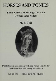 Cover of: Horses and ponies