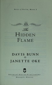 Cover of: The hidden flame