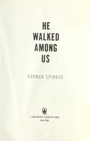 Cover of: He walked among us