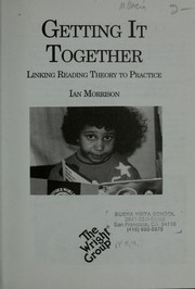 Cover of: Getting it together