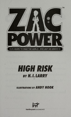High risk by H. I. Larry