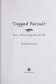 Cover of: Dogged pursuit