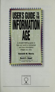 Cover of: User's guide to the information age