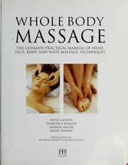 Cover of: Whole Body Massage |