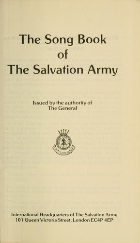 Salvation Army Tune Book Ebook Download
