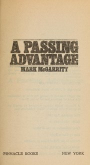 Cover of: A passing advantage