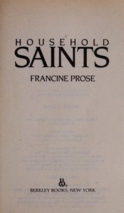 Cover of: Household saints