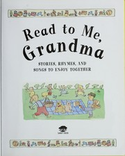 Cover of: Read to me Grandma