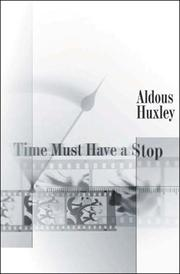 Cover of: Time Must Have A Stop